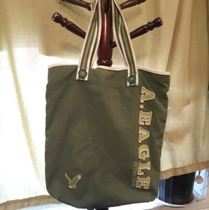 American Eagle Outfitters Green Everyday Tote